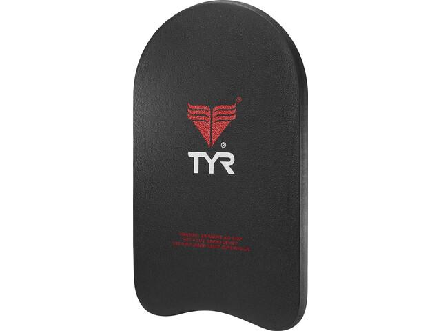 TYR Inflatable Kickboard, nero
